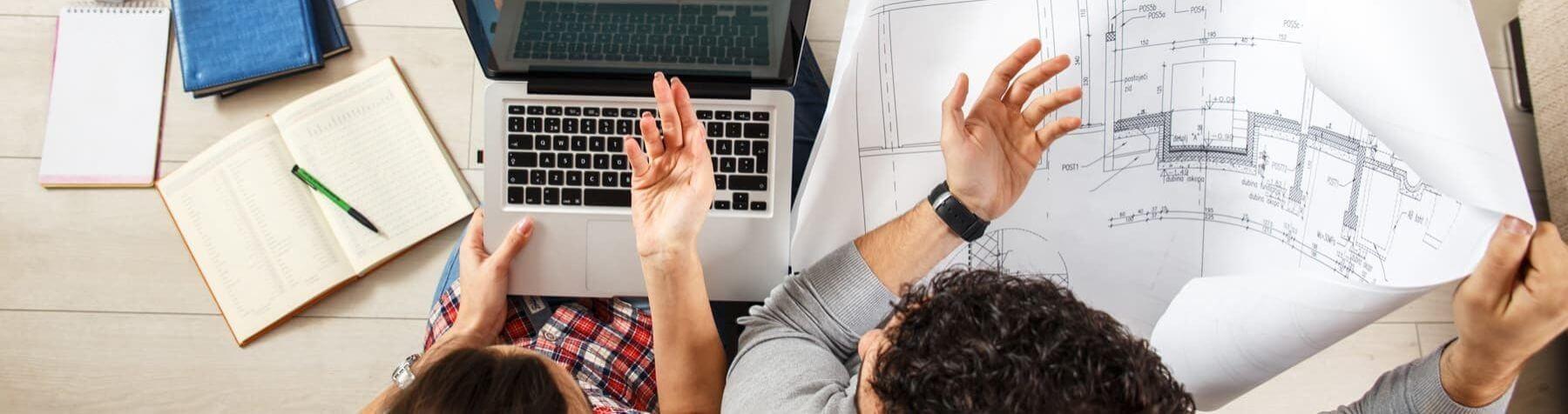 Budgetrechner: Wie viel Haus kann ich mir leisten? Berechnen Sie unkompliziert das Budget für Ihren Hauskauf oder Ihr Immobilienvorhaben.