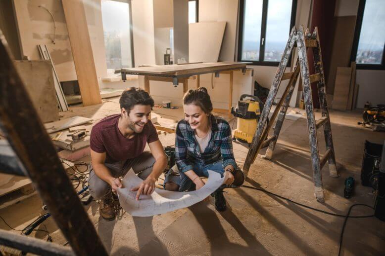 Umbaukredit: Günstig den Umbau finanzieren
