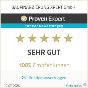 Erfahrungen und Bewertungen bei ProvenExpert